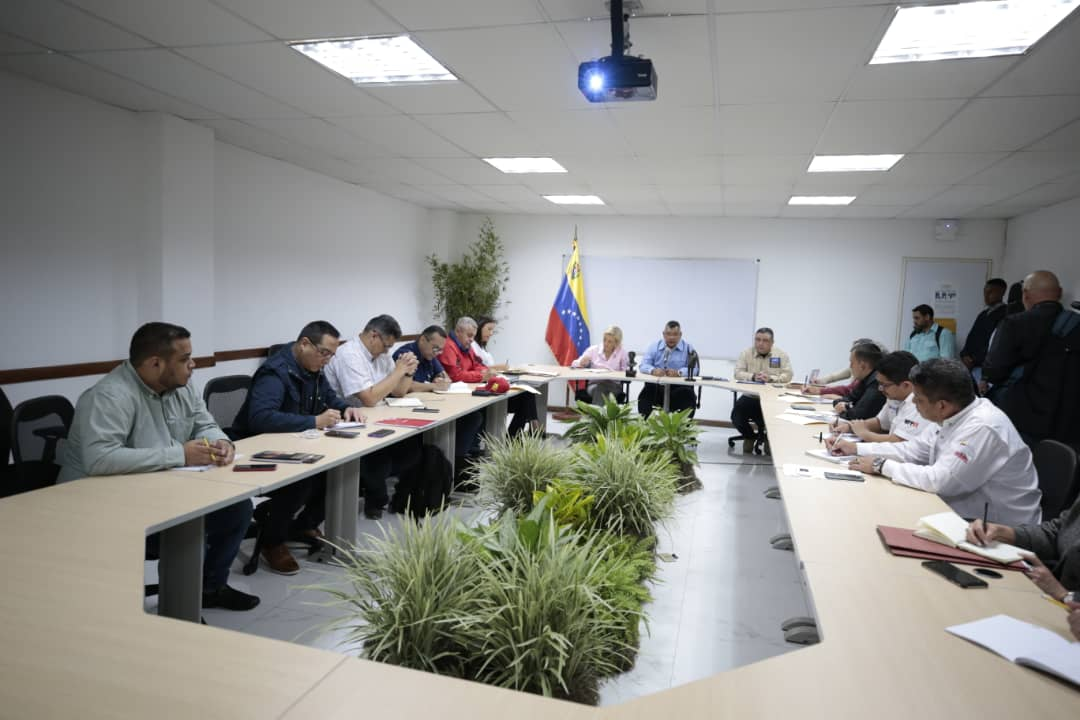 Gobierno nacional anuncia Plan Especial de Mitigación de Daños ocasionados por las lluvias en Caracas (3)