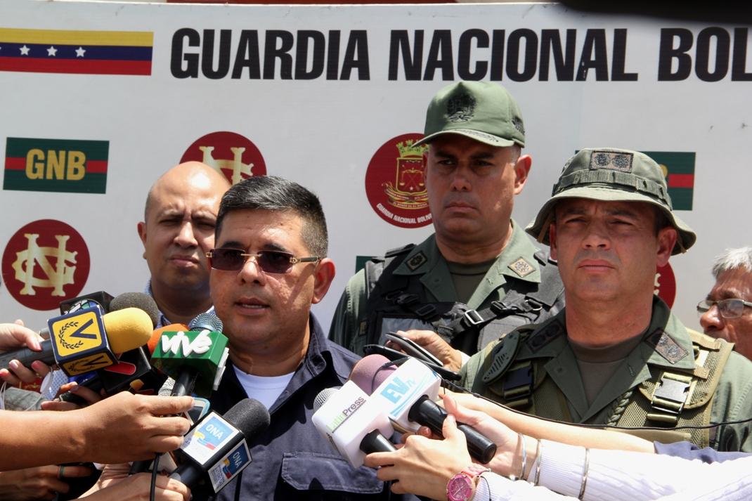 Gobierno nacional desmantela banda dedicada al tráfico ilícito de drogas (15)