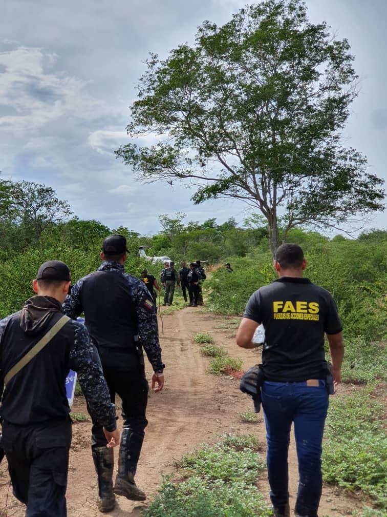 Gobierno nacional desmantela pistas clandestinas para el uso de tráfico ilícito de drogas (5)