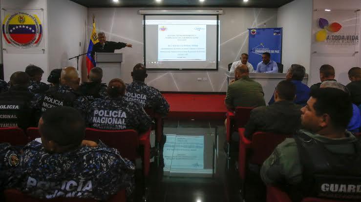 Gobierno nacional fortalece Cuadrantes de Paz de los estados La Guaira, Miranda y Distrito Capital 3