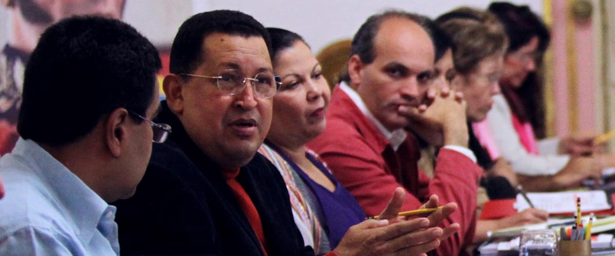 El Golpe de Timón: fortalecimiento del Poder Popular organizado