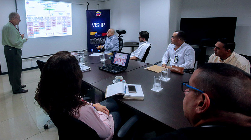 Inician mesas técnicas para revisión organizativa de Interpol Venezuela