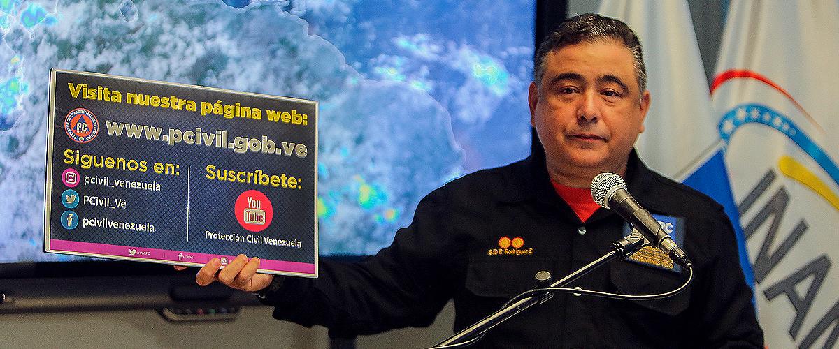 Sistema Nacional de Gestión de Riesgo se mantiene alerta ante precipitaciones