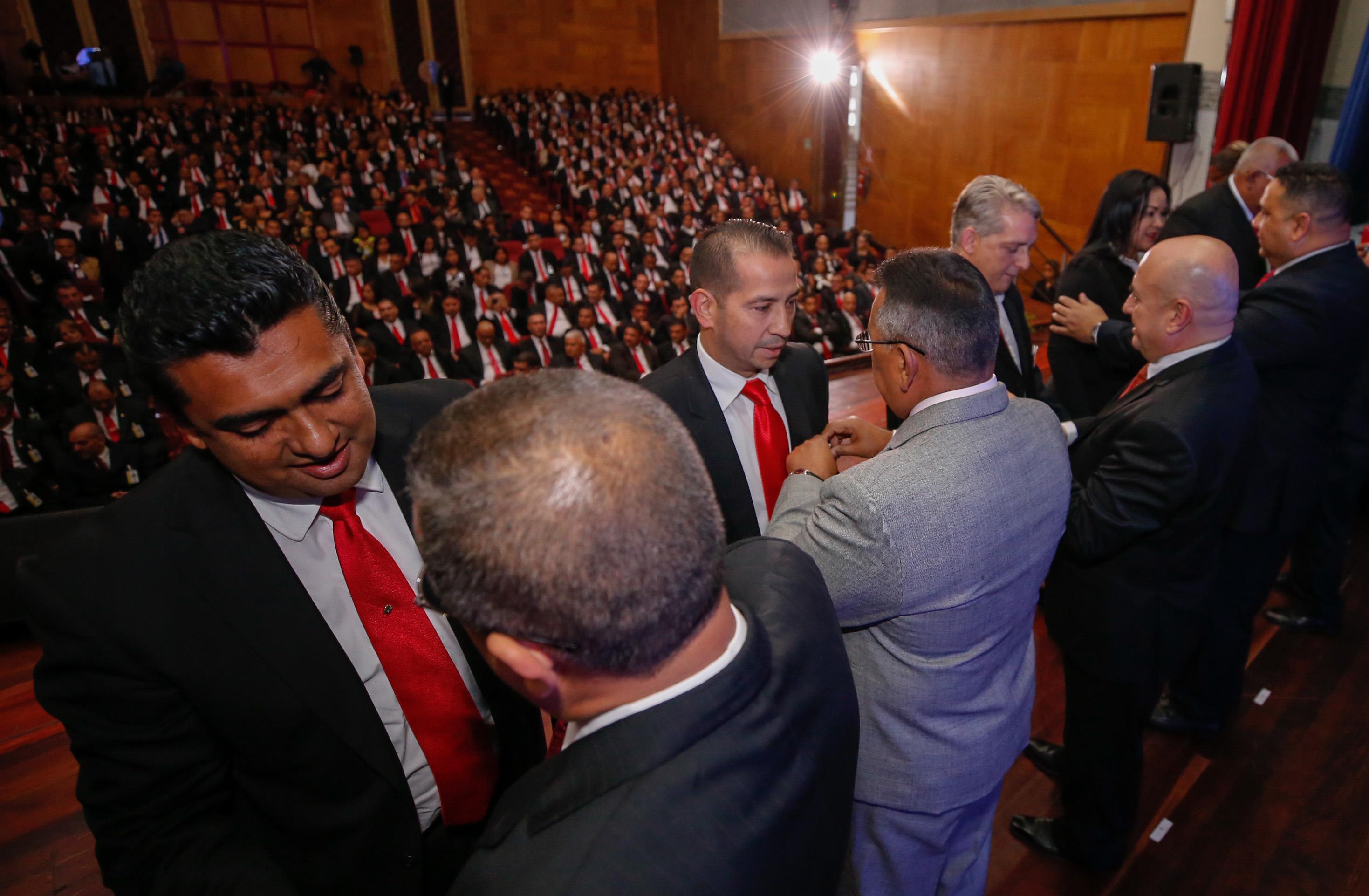 Carabobo, Distrito Capital y Bolívar galardonados con premio Caso Cangrejo (7)