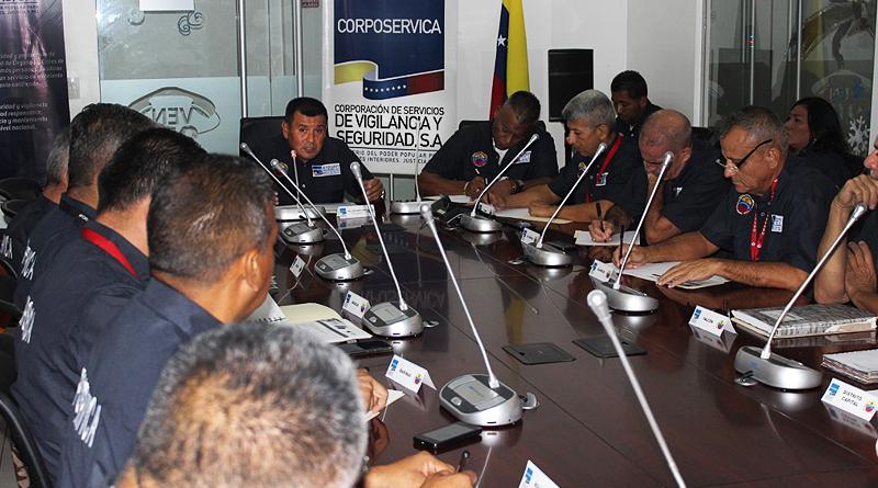 Celebrado encuentro regional para definir nuevas estrategias en materia de vigilancia y seguridad