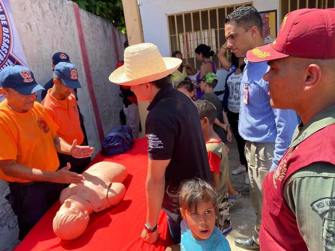 Crean espacios de sana convivencia y paz en Nueva Esparta (10)