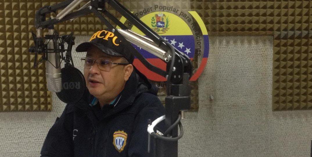 Douglas Rico: La formación académica es la clave para el esclarecimiento de delitos