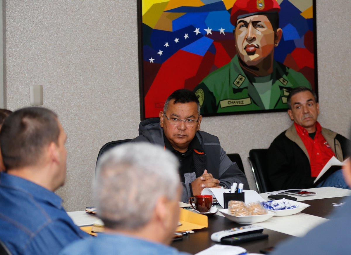 Estado Mayor Eléctrico se desplegará en todo el territorio nacional (2)