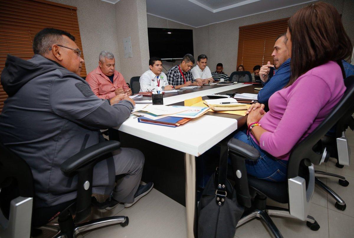 Estado Mayor Eléctrico se desplegará en todo el territorio nacional (3)