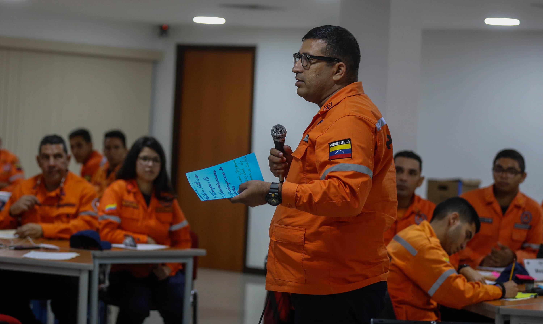 """Funcionarios de Protección Civil se capacitan en """"Logística para Emergencias y Desastres"""" (10)"""