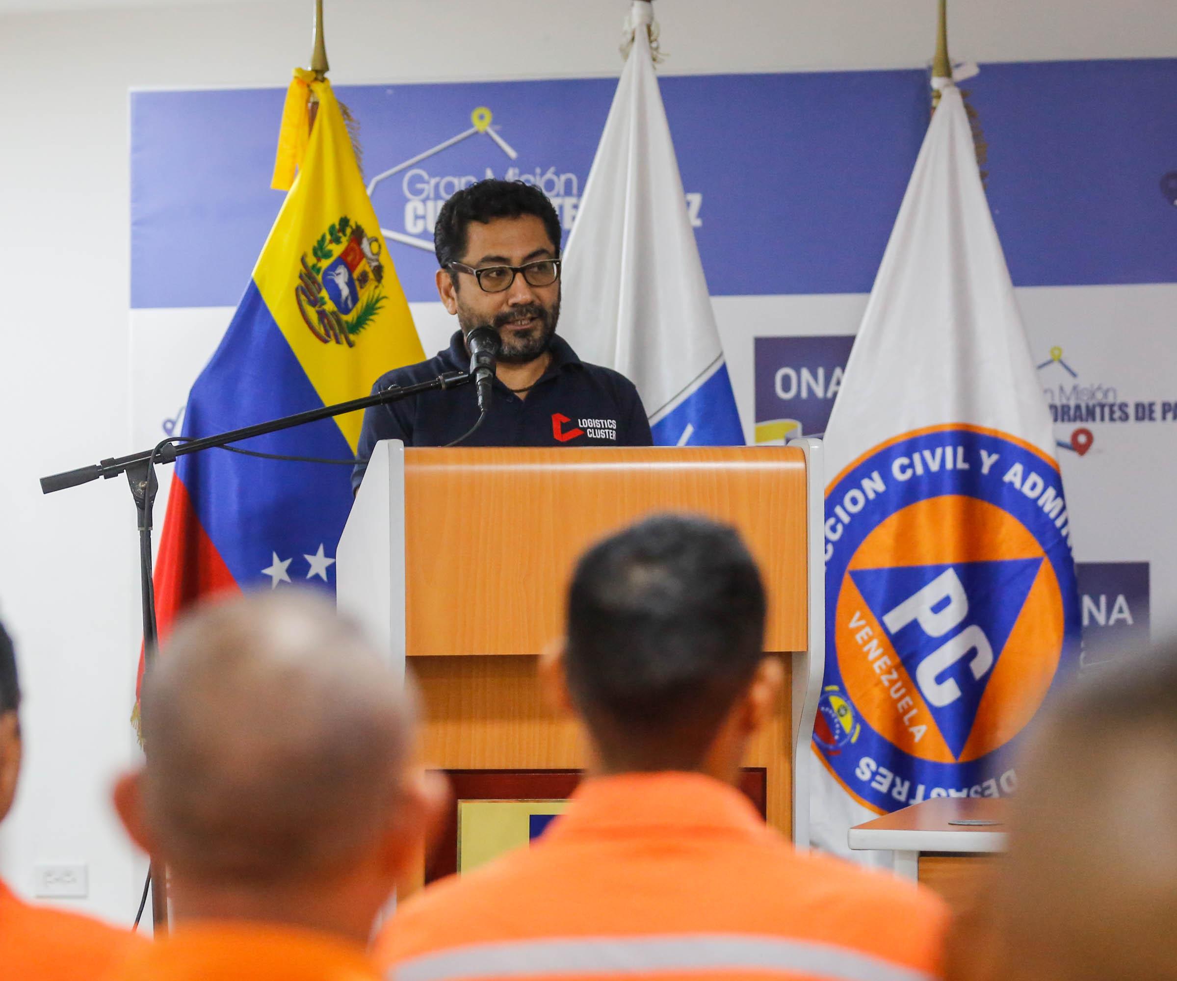 """Funcionarios de Protección Civil se capacitan en """"Logística para Emergencias y Desastres"""" (11)"""