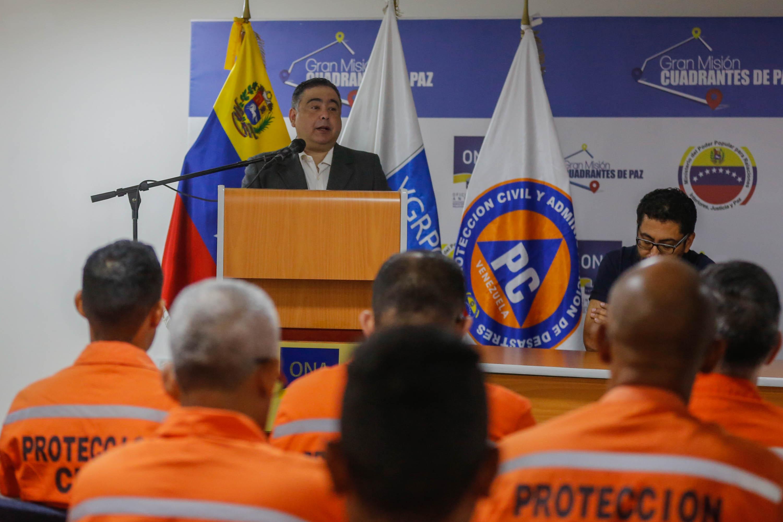 """Funcionarios de Protección Civil se capacitan en """"Logística para Emergencias y Desastres"""" (13)"""
