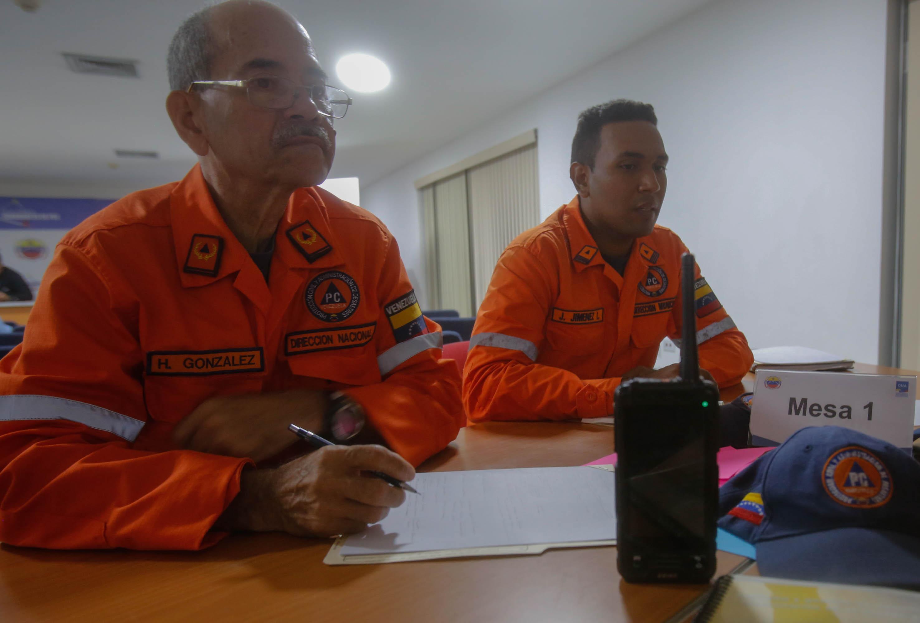 """Funcionarios de Protección Civil se capacitan en """"Logística para Emergencias y Desastres"""" (8)"""