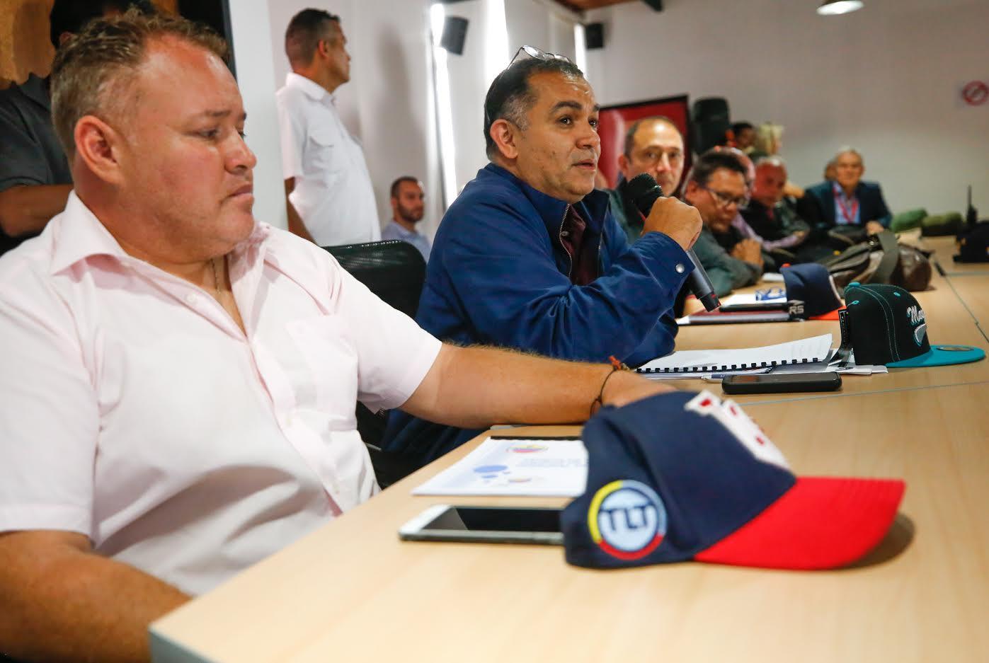 Gobierno nacional garantiza seguridad durante la temporada de béisbol venezolano 2019-2020 (1)