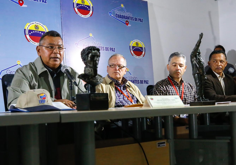 Gobierno nacional garantiza seguridad durante la temporada de béisbol venezolano 2019-2020 (2)