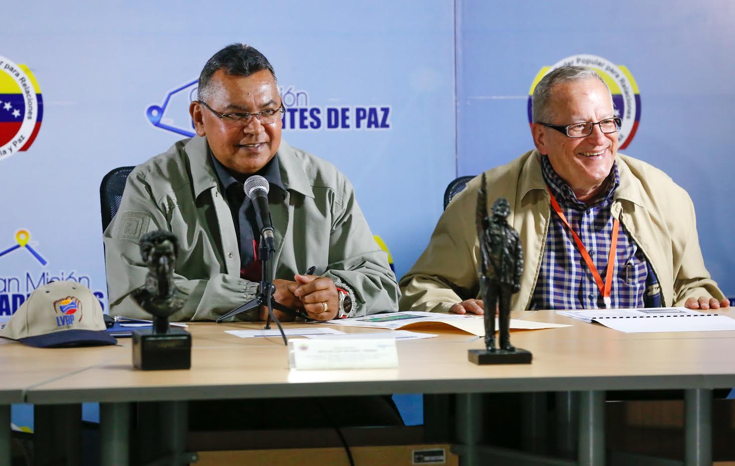 Gobierno nacional garantiza seguridad durante la temporada de béisbol venezolano 2019-2020 (4)