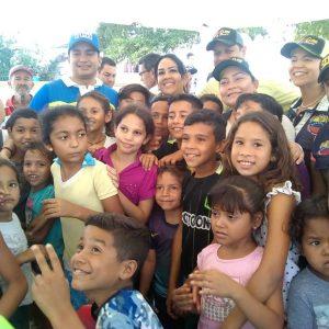 Más de 700 habitantes de Lara beneficiados con la jornada Navidad en Prevención (3)
