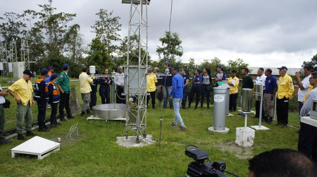 Organizaciones voluntarias de la Redan Central participan en Taller de Fabricación de Pluviómetros Comunitarios (2)