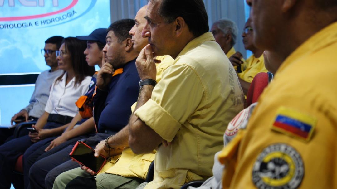 Organizaciones voluntarias de la Redan Central participan en Taller de Fabricación de Pluviómetros Comunitarios (5)