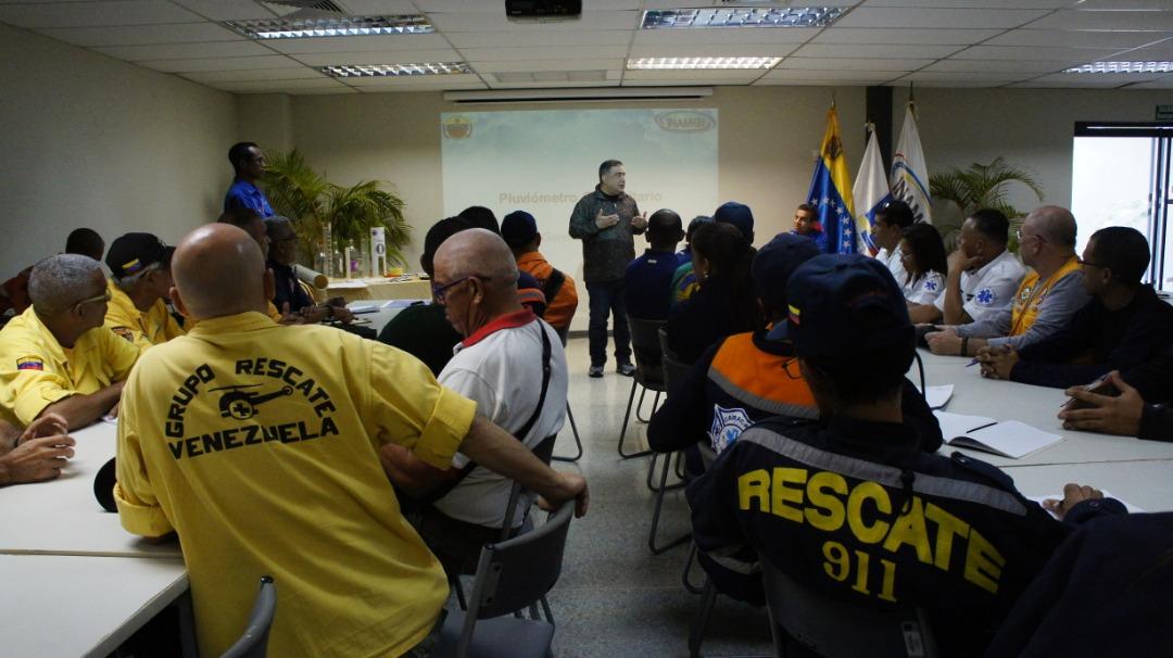 Organizaciones voluntarias de la Redan Central participan en Taller de Fabricación de Pluviómetros Comunitarios (7)