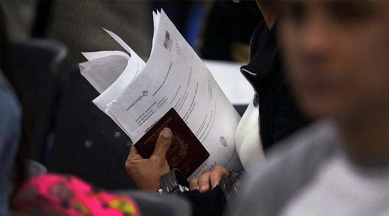 Aprehendidos tres sujetos por extorsión en trámites de documentos de identidad