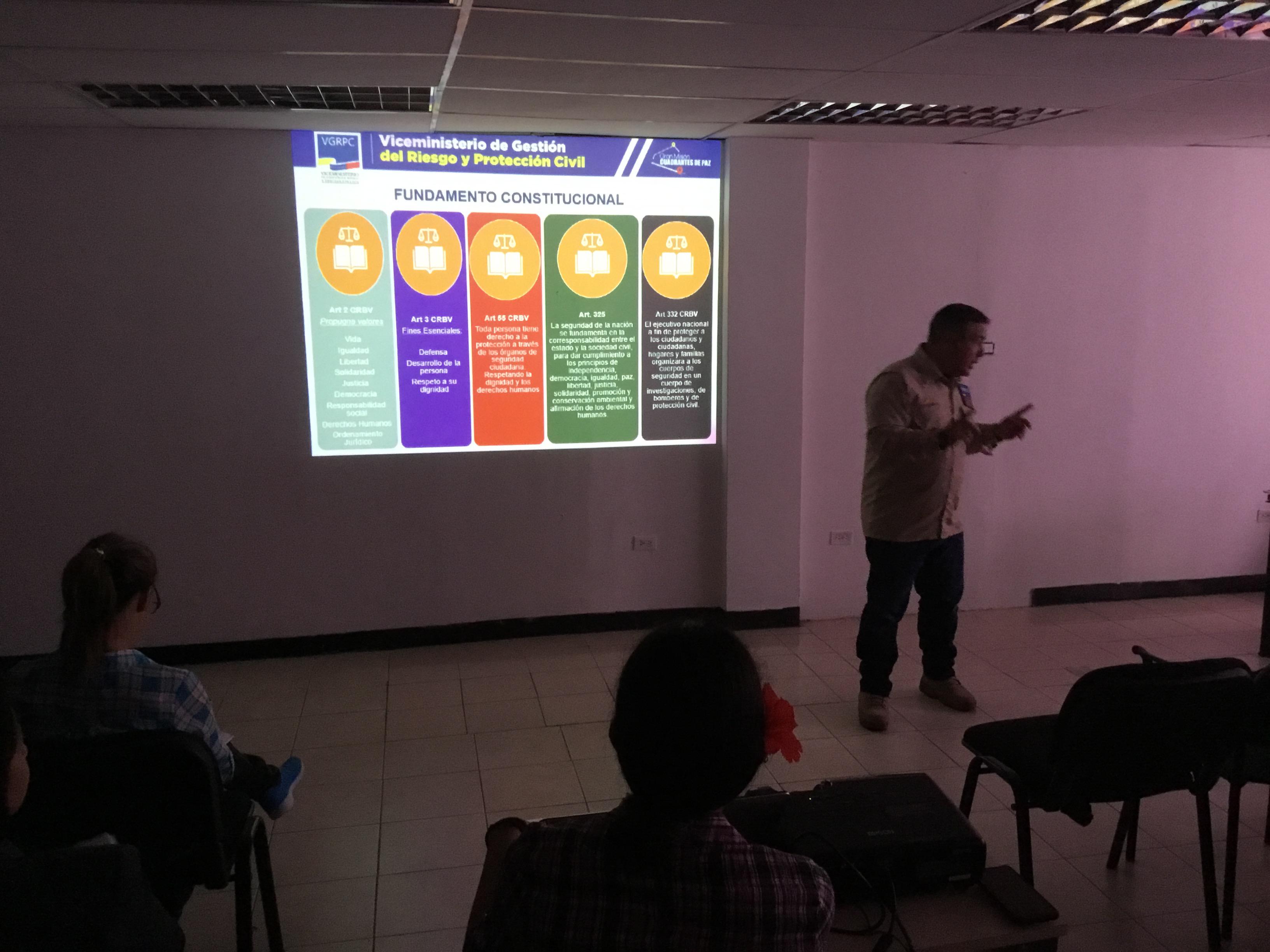 Sistema Nacional de Gestión de Riesgo establece alianzas con Min-Salud (1)