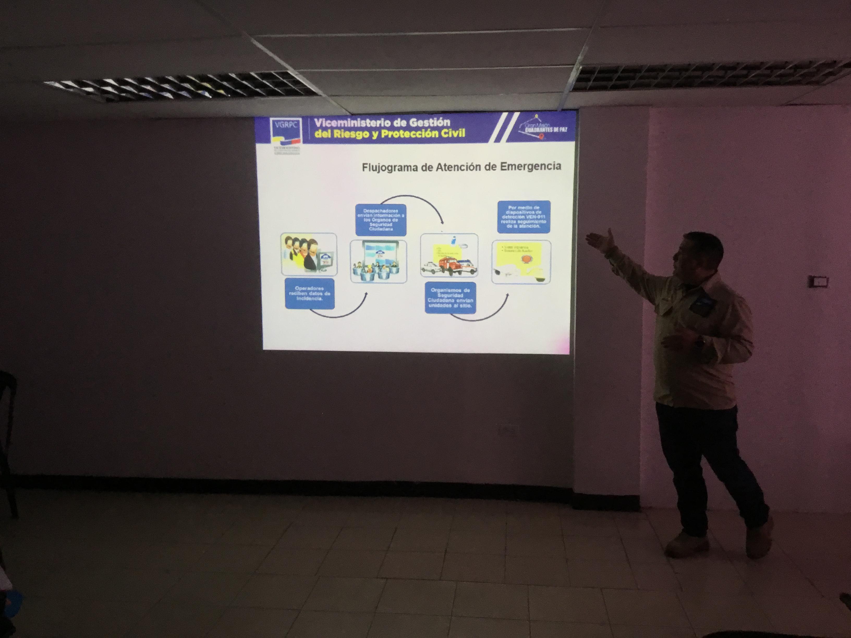 Sistema Nacional de Gestión de Riesgo establece alianzas con Min-Salud (4)