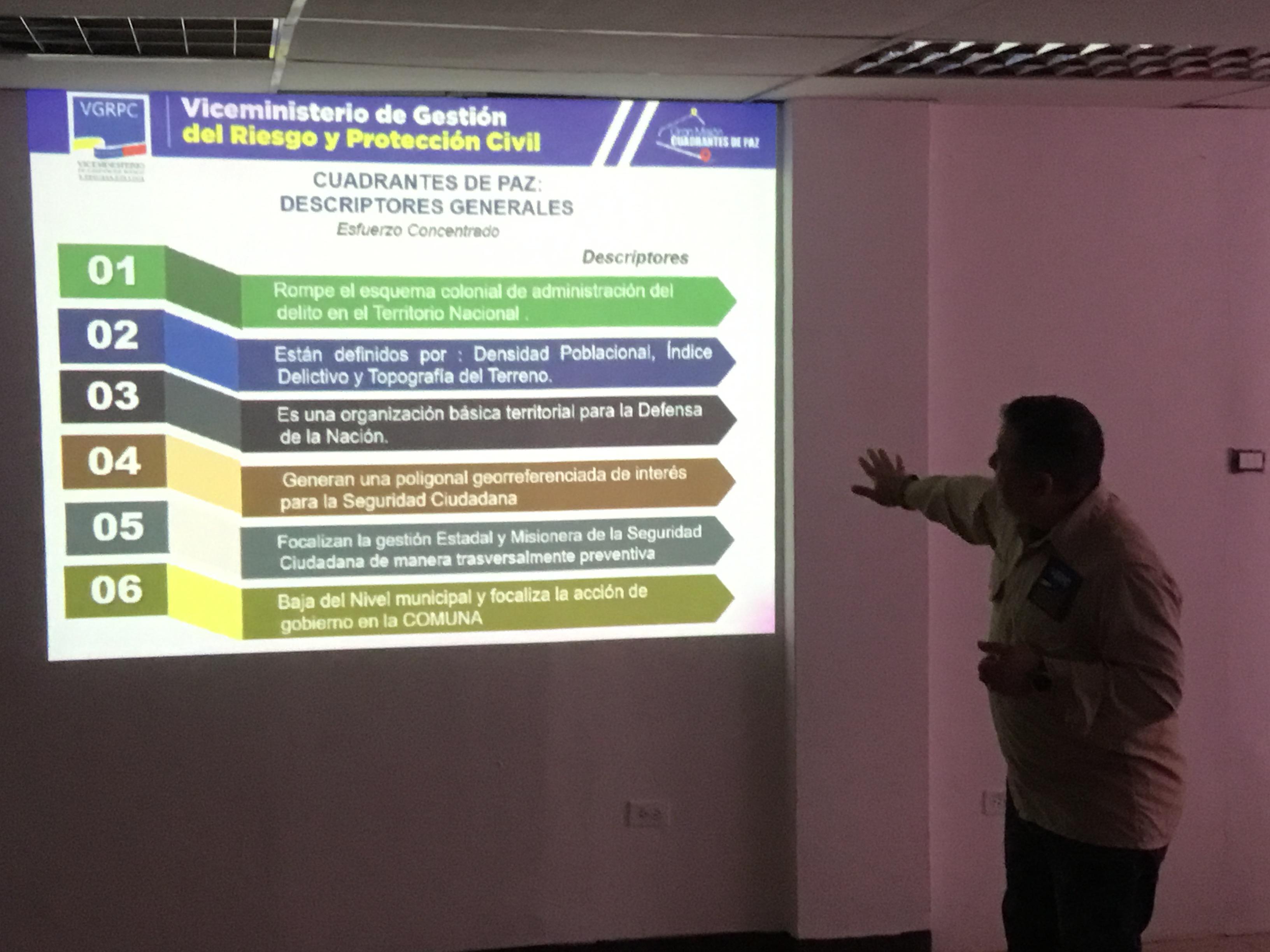 Sistema Nacional de Gestión de Riesgo establece alianzas con Min-Salud (5)