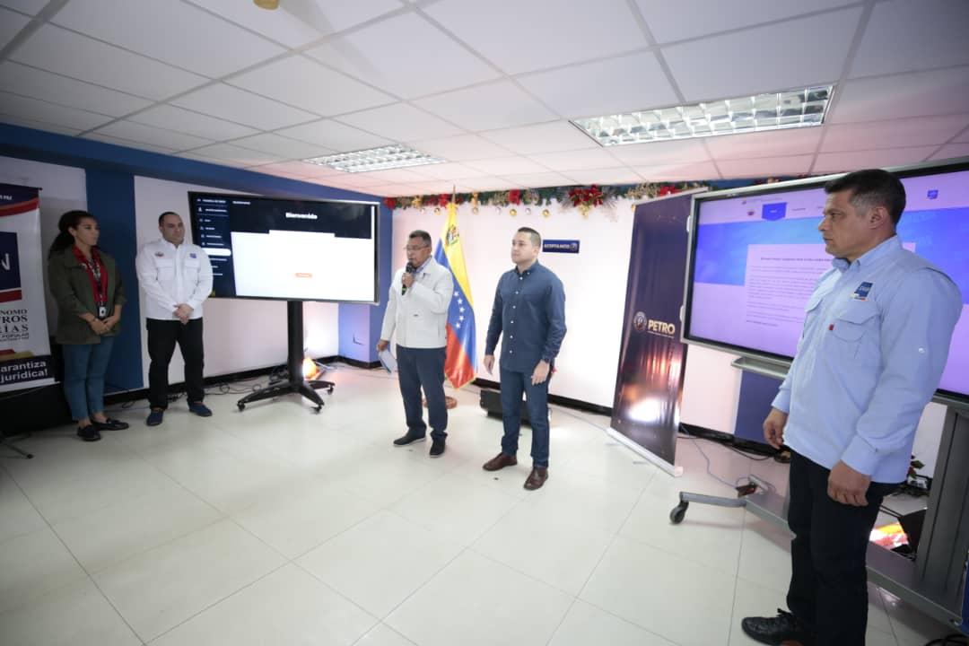 Usuarios del Saren y Saime podrán pagar sus servicios a través del criptoactivo Petro (2)