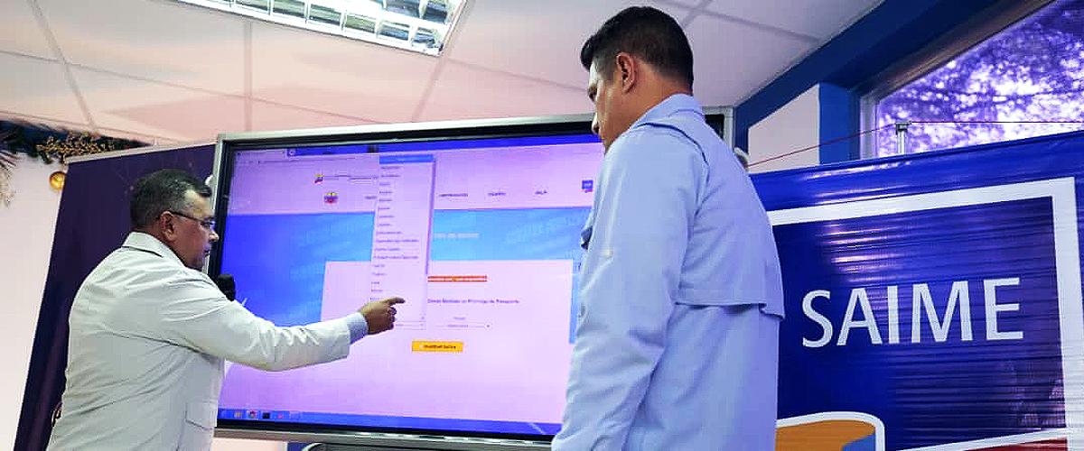 Usuarios del Saren y Saime podrán pagar sus servicios a través del criptoactivo Petro