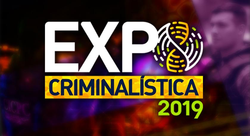 Más de 70 mil personas disfrutaron de la Expocriminalística 2019