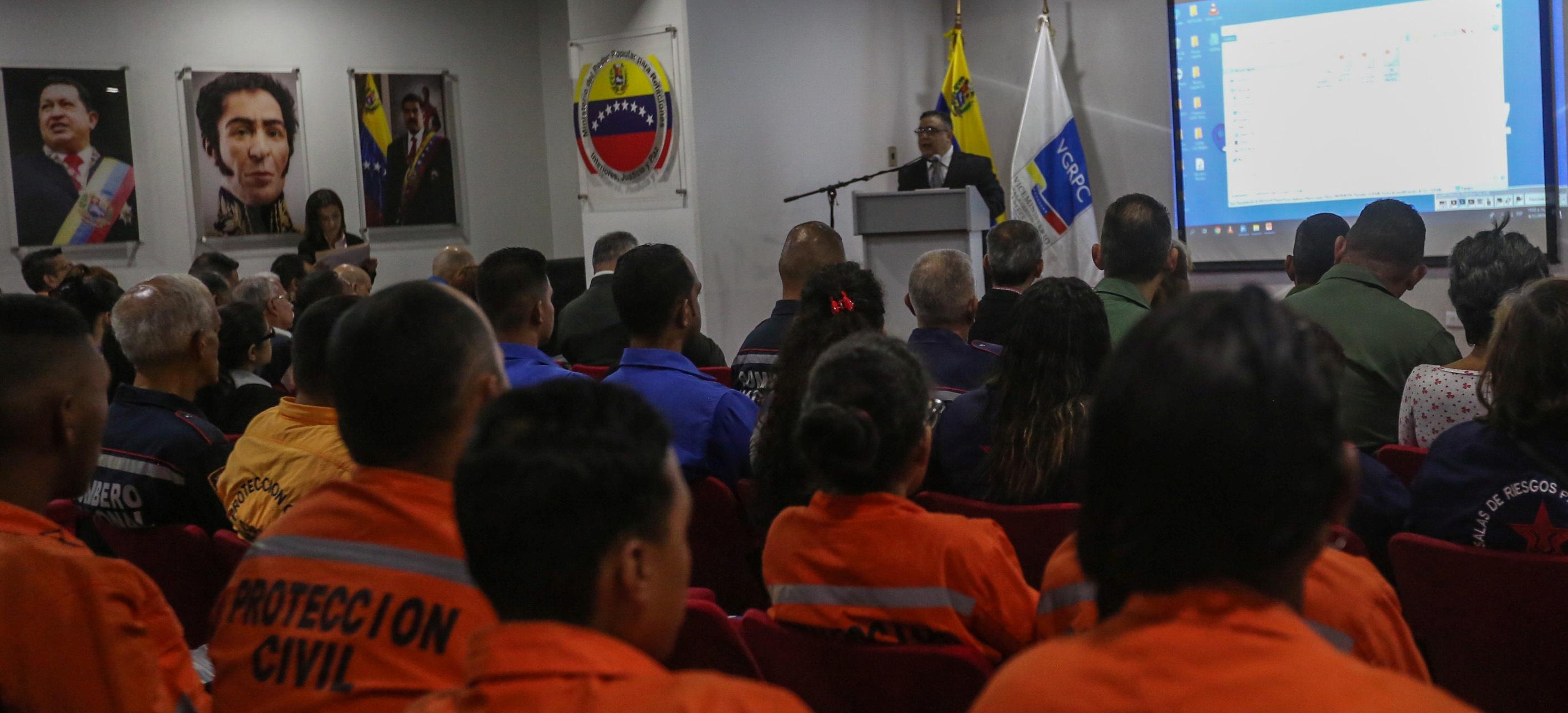 Venezuela adopta medidas en el Marco del Sendai para fortalecer gestión de riesgo