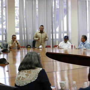 Gobierno nacional supervisa sistema de generación, distribución y transmisión en la Central Hidroeléctrica Guri (1)