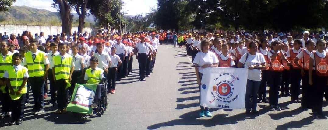 Juramentados más de 700 brigadistas de prevención integral en Aragua