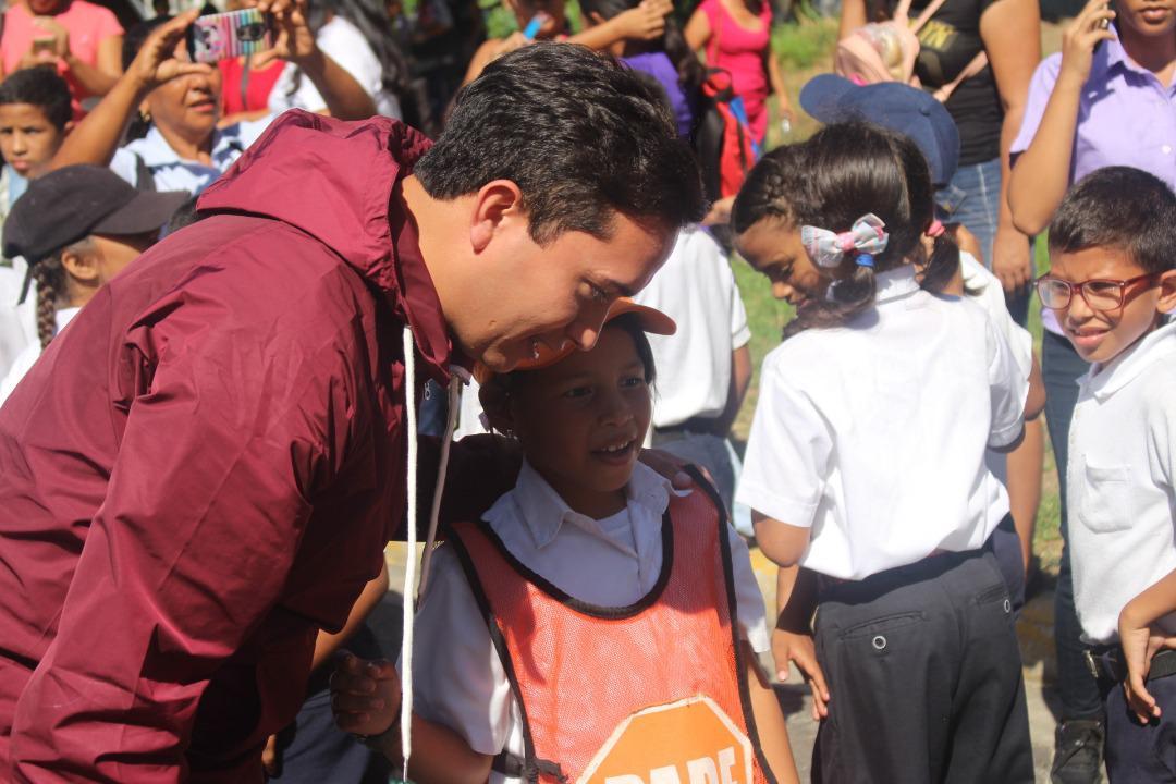 Juramentados más de 700 brigadistas de prevención integral en Aragua (3)