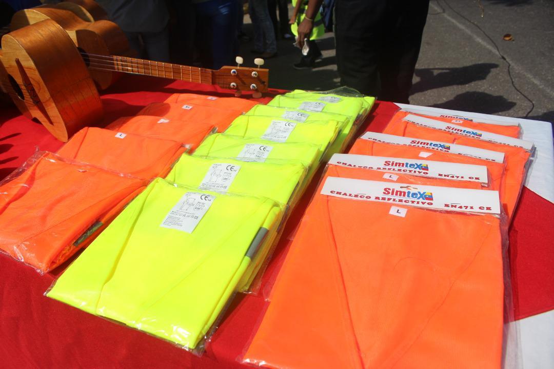 Juramentados más de 700 brigadistas de prevención integral en Aragua (4)