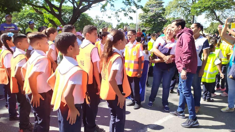 Juramentados más de 700 brigadistas de prevención integral en Aragua (5)
