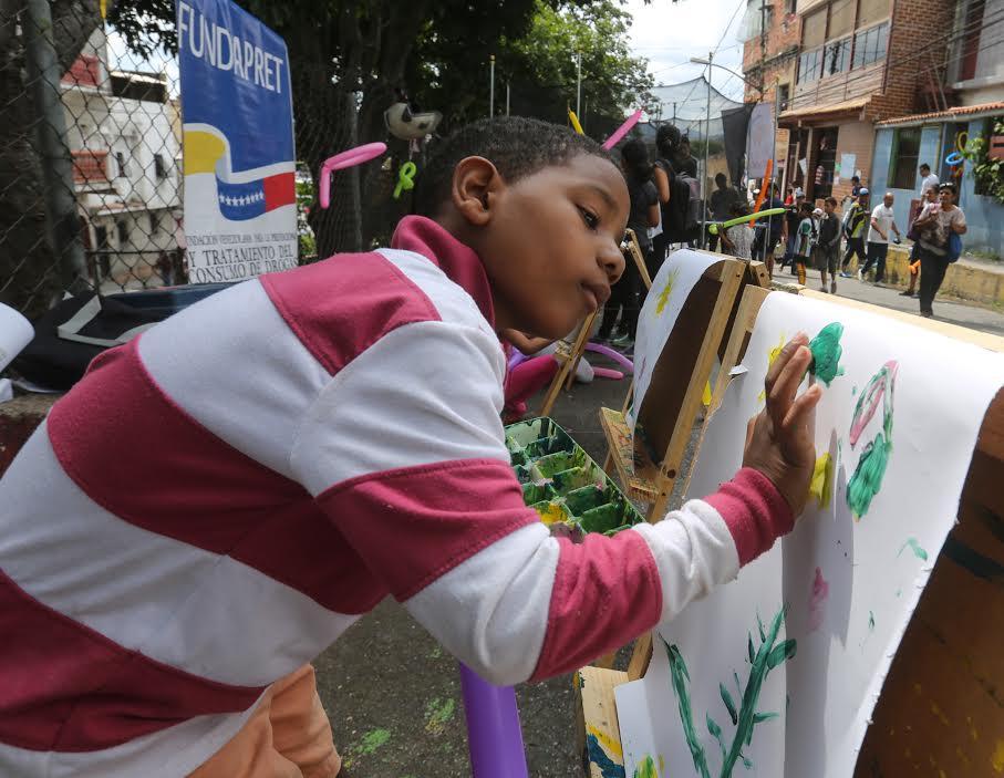 Toma Deportiva, Cultural y Recreativa por la Paz en La Pastora (10)