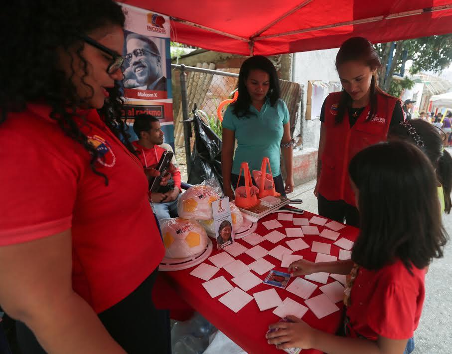 Toma Deportiva, Cultural y Recreativa por la Paz en La Pastora (11)