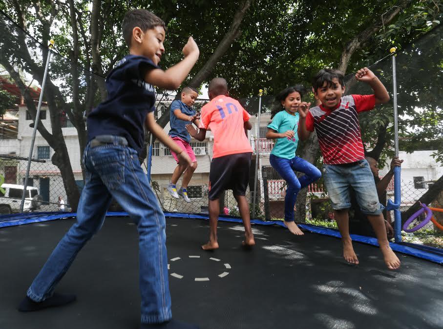 Toma Deportiva, Cultural y Recreativa por la Paz en La Pastora (13)