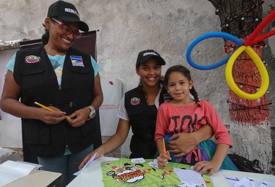 Toma Deportiva, Cultural y Recreativa por la Paz en La Pastora (14)