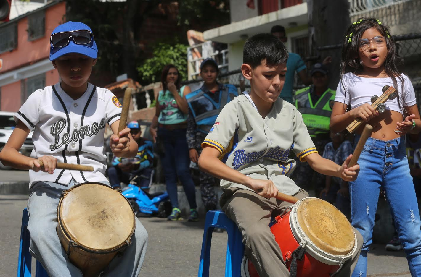 Toma Deportiva, Cultural y Recreativa por la Paz en La Pastora (3)