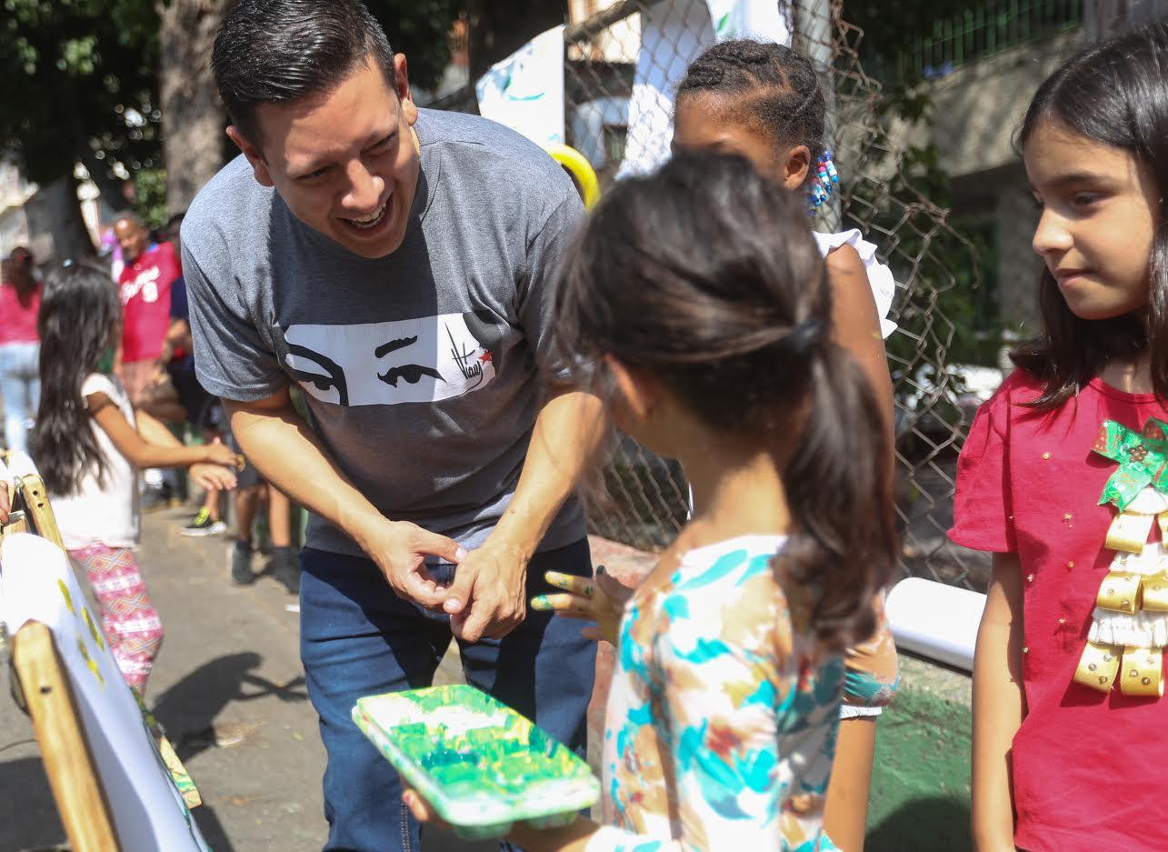 Toma Deportiva, Cultural y Recreativa por la Paz en La Pastora (4)