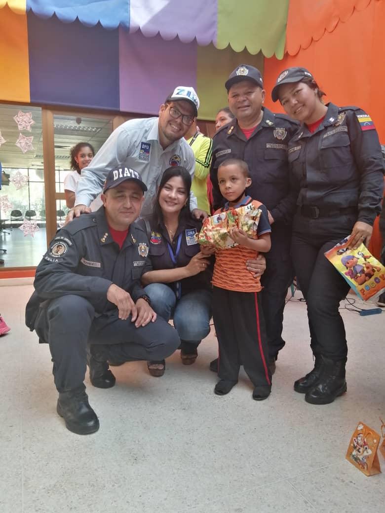 Frente Preventivo entrega juguetes a más de 300 niños del estado Zulia