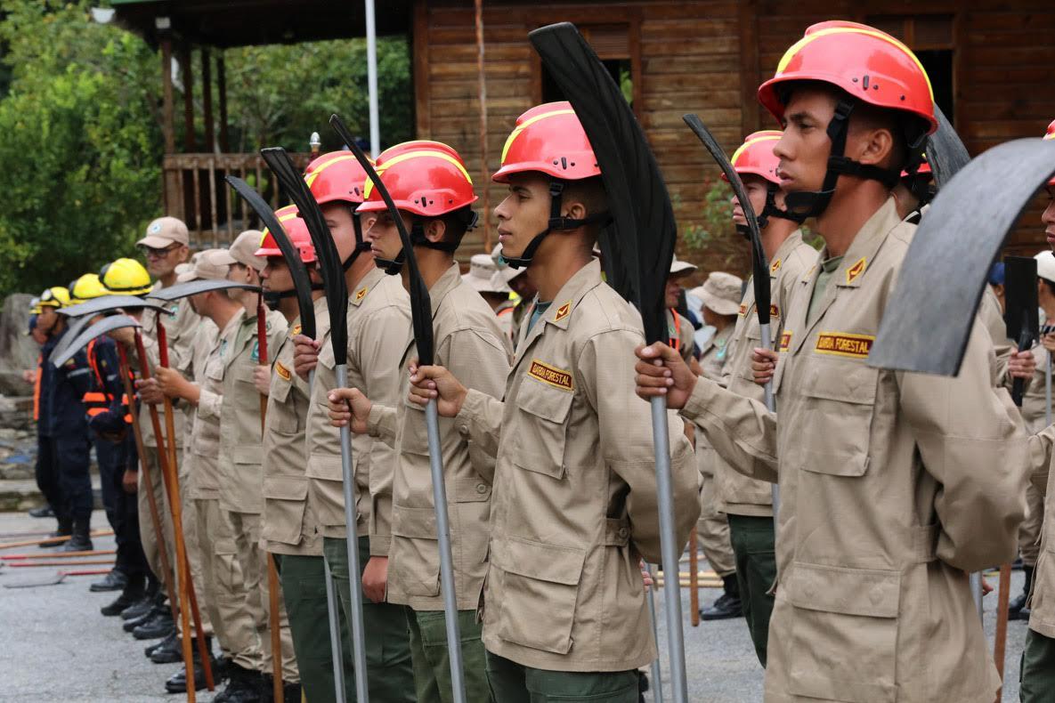 Activado Comando Unificado Nacional Contra Incendio Forestales para el periodo seco (1)