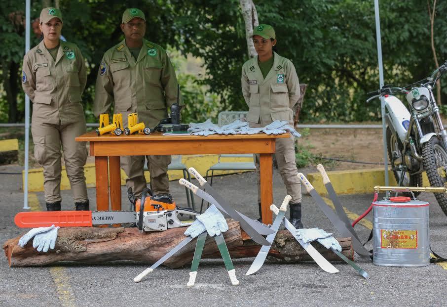 Activado Comando Unificado Nacional Contra Incendio Forestales para el periodo seco (15)