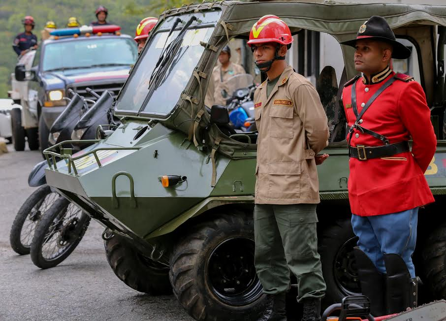 Activado Comando Unificado Nacional Contra Incendio Forestales para el periodo seco (16)