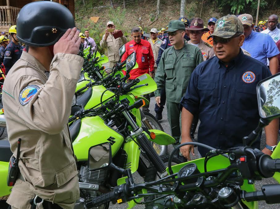 Activado Comando Unificado Nacional Contra Incendio Forestales para el periodo seco (17)