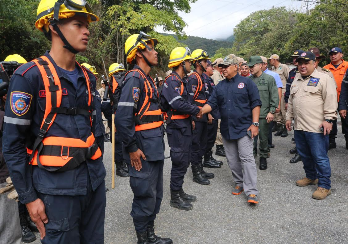 Activado Comando Unificado Nacional Contra Incendio Forestales para el periodo seco (3)
