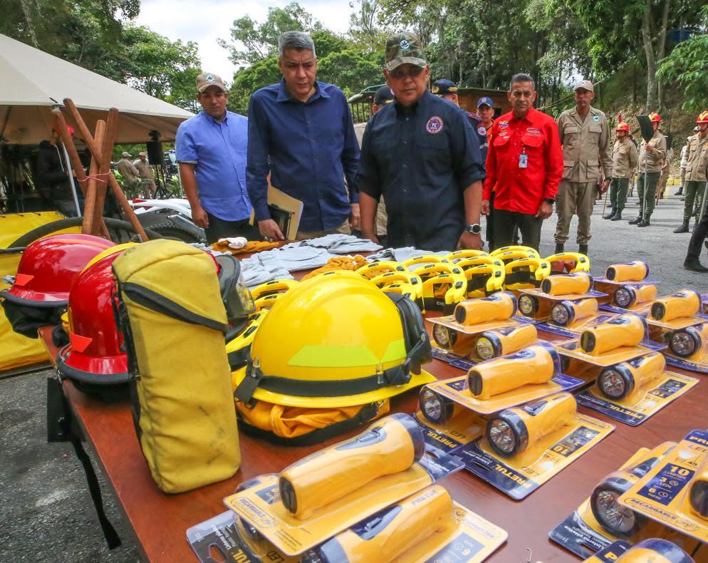 Activado Comando Unificado Nacional Contra Incendio Forestales para el periodo seco (4)